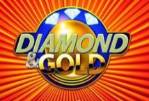 Diamond and Gold играть демо онлайн | VAVADA Казино бесплатно